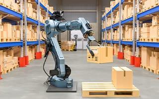 垂直多間接ロボット