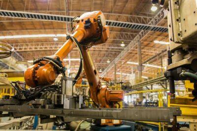 6軸多関節ロボット オーバーホール事例