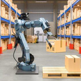 ティーチング特化ロボット