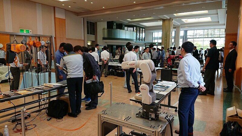 ロボット展示会