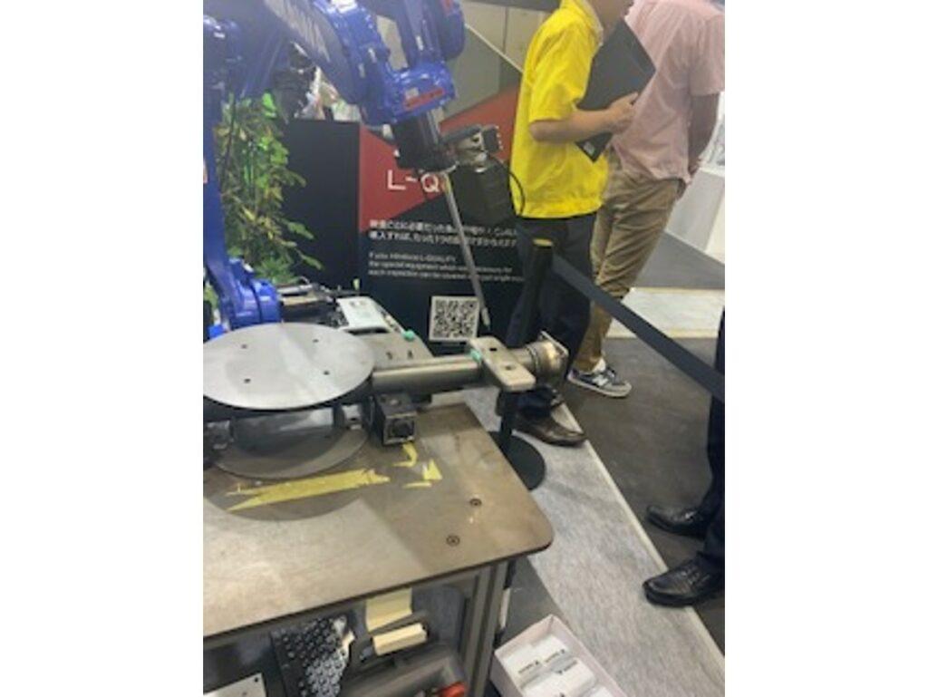 溶接ロボット+「L-ROBOT」